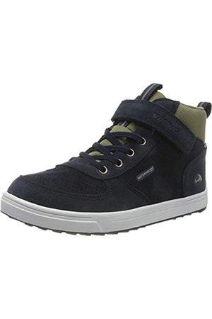 Viking Unisex-Kinder Samuel Mid WP Hohe Sneaker