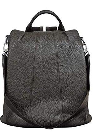 Buxton Damen Leather Backpack Rucksack