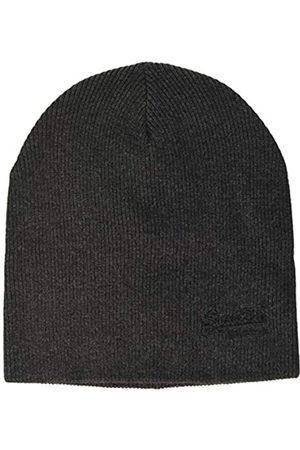 Superdry Herren Hüte - Mens ORANGE Label Beanie Hat