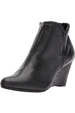Report Women's Galan Ankle Bootie black 10 M US