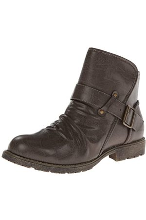 Dirty Laundry By Chinese Laundry Z-Rayma Dis Earth Motorradstiefel für Damen, (Taupe)