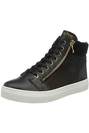 Patrizia Pepe PPJ536 Sneaker, Black