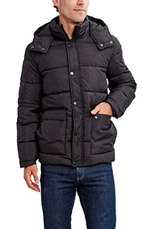 Hfx Herren Jacken - Herren Poly Hooded Puffer Jacke