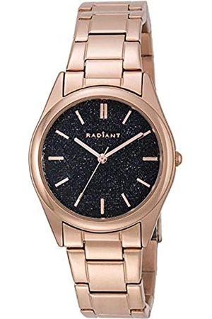 Radiant Damen Uhren - Damen Analog Quarz Uhr mit Edelstahl Armband RA391206