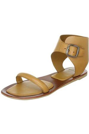 Bronx BX 186 83887-A, Damen Sandalen/Fashion-Sandalen, (Toast 3)