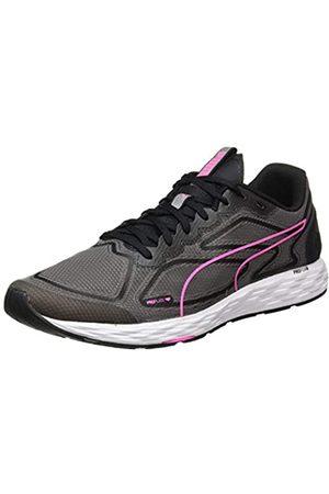 PUMA Damen Schuhe - Damen Speed 300 Racer 2 WN's Sneaker, Black-Luminous Pink