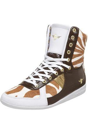 Creative Recreation Damen Galow Hi Fashion Sneaker, ( /Tigerstreifen)