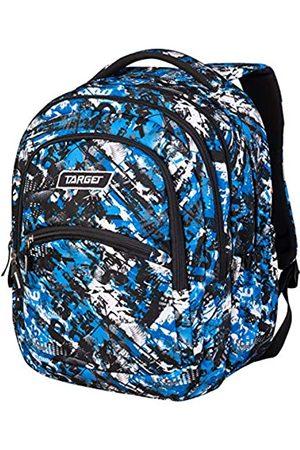 TARGET Jungen Taschen - Schulrucksack 2 IN 1 Curved Newspaper 26696