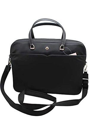 Kate Spade Jae Nylon Laptop Shoulder Bag Handbag in Black