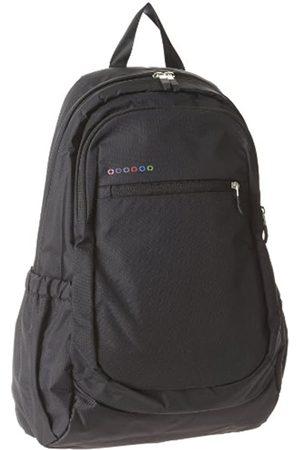 J WORLD NEW YORK Taschen - Unisex-Erwachsene Daypack, MS-23 Black