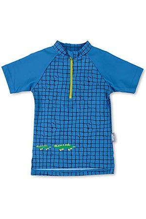 Sterntaler T-Shirts - Baby - Jungen Kurzarm-Schwimmshirt, UV-Schutz 50+, Alter: 6-12 Monate, Größe: 74/80