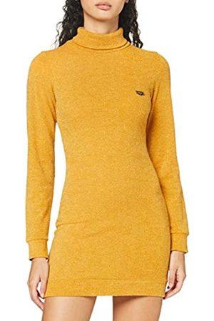 Gianni Kavanagh Damen Core Turtleneck Dress Kleid