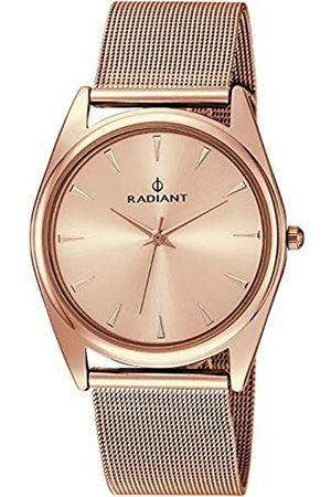 Radiant Damen Uhren - Damen Analog Quarz Uhr mit Edelstahl Armband RA406203