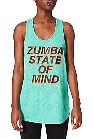 Zumba Fitness Damen Shirts - Zumba Aktiv Burnout Dance Workout Kleidung Damen Fitness-Tanktop mit Grafikdruck Tanktops
