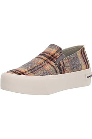 Seavees Damen Sneakers - Damen Baja Slip On Platform Sneaker