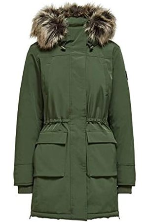 ONLY Female Mantel Parka LForest Night