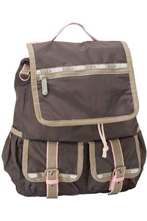 LeSportsac Rucksack mit zwei Taschen, Grau (Cloud Burst)