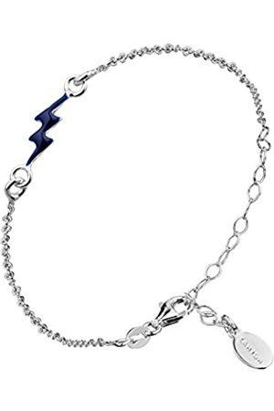Canyon Damen - FINENECKLACEBRACELETANKLET 925 Sterling-Silber Silber