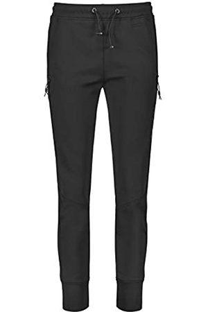 Gerry Weber Damen Jogpants mit Zipdetails leger 48