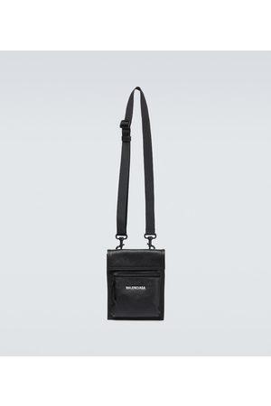Balenciaga Tasche Explorer aus Leder