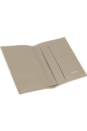 Lucrin Damen Slips - Brieftasche und Kreditkartenetui - - Glattleder