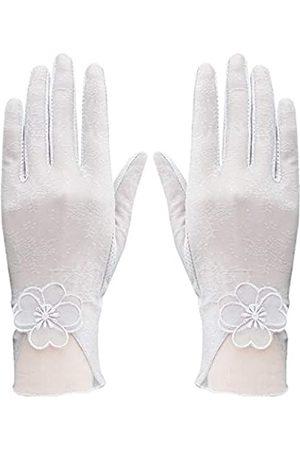 Van Caro Damen-Handschuhe aus Eisseide, für den Sommer