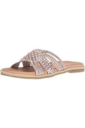 Very Volatile Damen Sandalen - Damen Meriden Flache Sandale