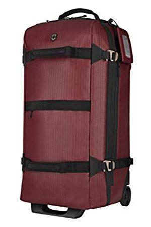 Victorinox Vx Touring Expandable Large Duffel - Reisetasche Koffer groß Trolley 2 Rollen - Beetrot