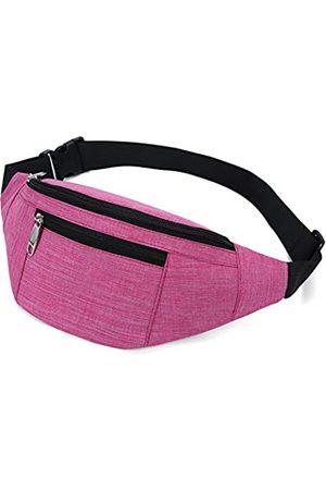 PPXGOGO Bauchtasche für Damen und Herren, modische wasserdichte Hüfttaschen mit verstellbarem Gürtel