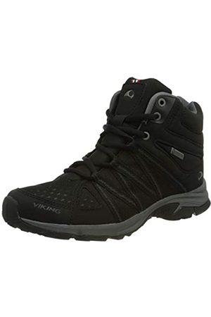 Viking Damen Day Mid GTX W Walking-Schuh, Black