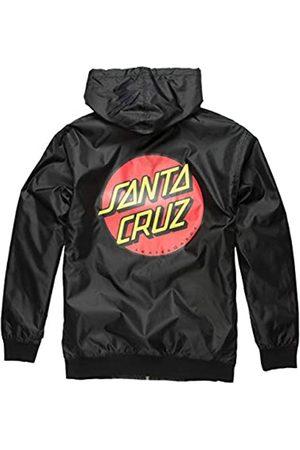 Santa Cruz Herren Windjacke mit Kapuze - - Large