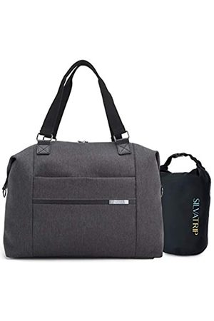 silvatri Compact Weekender Travel Bag for Women - Overnight Travel Tote - Underseat Carry On