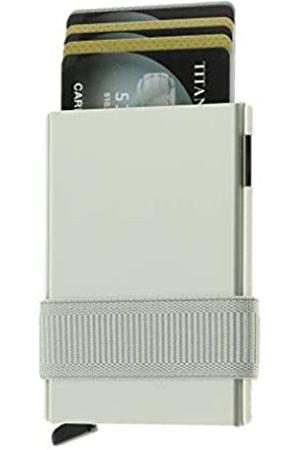 Secrid Cardslide Brieftasche mit RFID Schutz 9.5 cm White