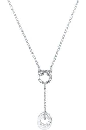 Ceranity Damen-Halskette Sterling-Silber 925 5