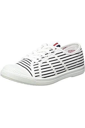 Les Tropéziennes par M Belarbi Damen Floride Sneaker, (Blanc 70)