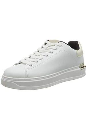 VERO MODA Damen VMMILANO Sneaker, Snow White/Detail:Snow White W. White