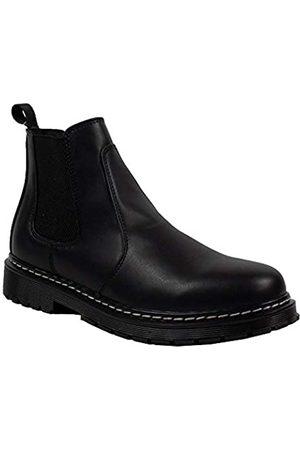 2020 IN Chelsea Combat Boots für Damen und Herren, Leder