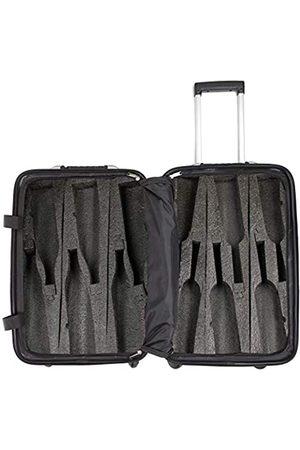 VinGardeValise 05 Grande - Wein-Transportkoffer & Reisekoffer für jeden Anlass - 69 x 45 x 35 cm - Platz für bis zu 12 Weinflaschen