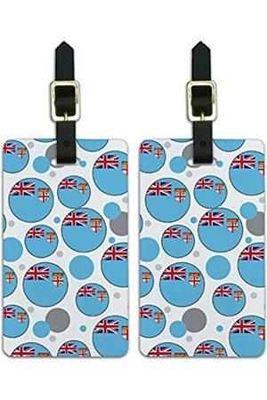 Graphics and More Graphics & More C-i-Fiji Nationalflagge - Luggage.Tags.09577