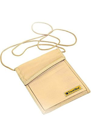 TravelBlue Flache Brusttasche mit RFID Blocker Brustbeutel Unisex wasserabweisend Leicht Reisegeldbeutel