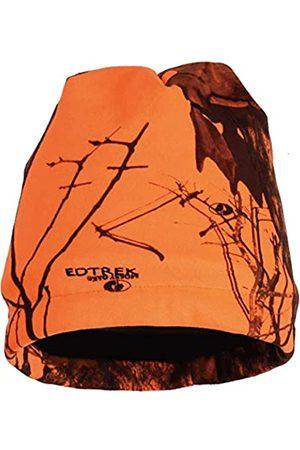 EDTREK Leistungsstarke wendbare Acryl-Fleece-Beanie-Mütze für kaltes Wetter