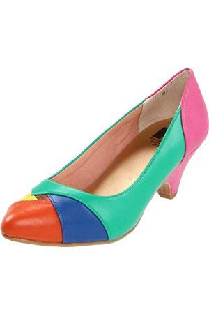 BC Footwear Damen Pumpe, Grn