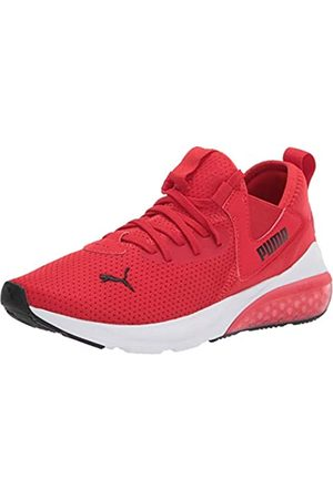 PUMA Cell Vive Running Shoe, High Risk Red Black