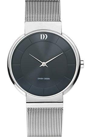 Danish Design Damen Analog Quarz Uhr mit Edelstahl Armband IV63Q1195