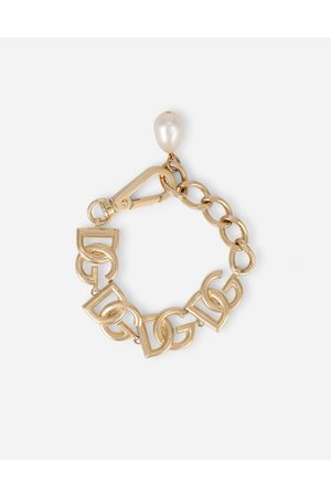 Dolce & Gabbana Gliederarmband mit multilogo dg female onesize