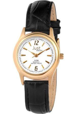 Just Watches Just Damen-Armbanduhr Quartz 48-S9228-WH-GD