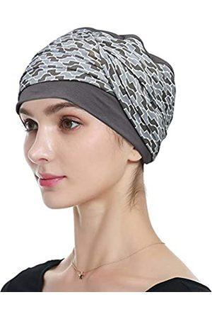 Alnorm Chemo-Kopfbedeckung aus Bambus für Krebspatienten, warm