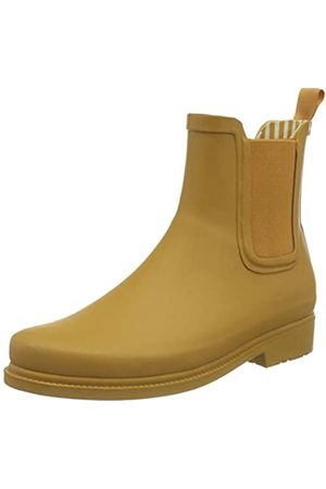 VERO MODA Damen VMSIS Boot Stiefelette, Buckthorn Brown