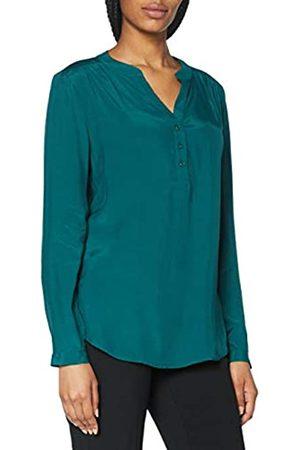 Seidensticker Damen Bluse – Fashion Bluse - Tunikabluse - V-Neck - Regular Fit – Langarm