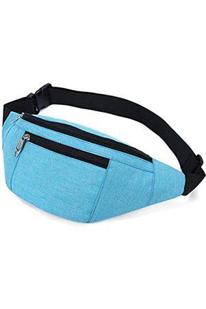 PPXGOGO Bauchtasche für Damen und Herren, modische wasserdichte Hüfttaschen mit verstellbarem Gürtel, lässige Bauchtaschen für Reisen, Sport